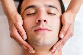 Men facial treatments
