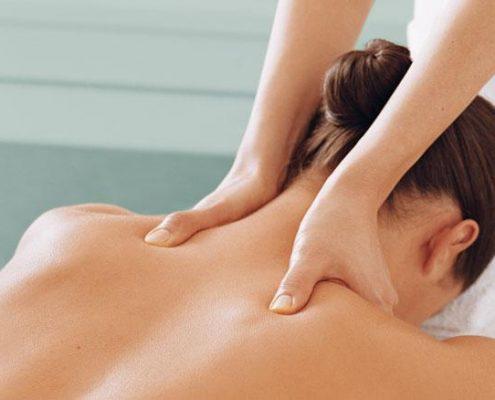 back and neck massages