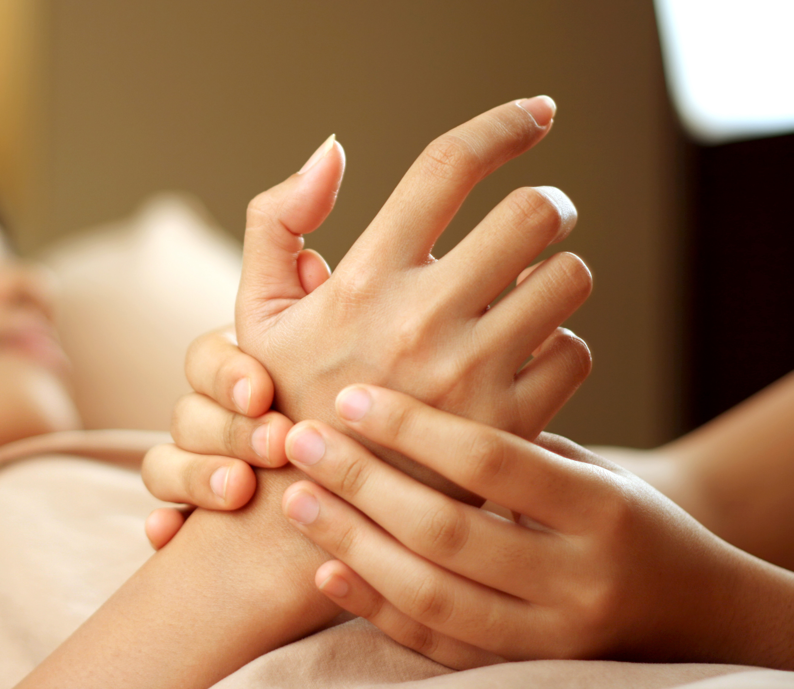 hand massage 3 - Deluxe Hand Treatment Gift Voucher