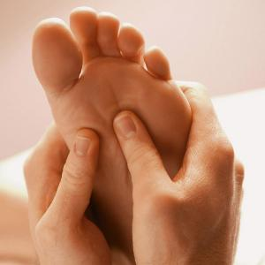 foot massage - Deluxe Foot Treatment Gift Voucher