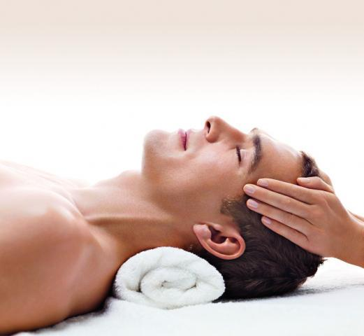 Clarins Mens facial
